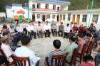杨道喜深入德保县宣讲党的十九大精神并调研扶贫工作