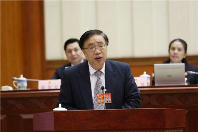 刘树森作《关于修改<广西壮族自治区人口和计划生育条例>的决定(草案)》的审议报告