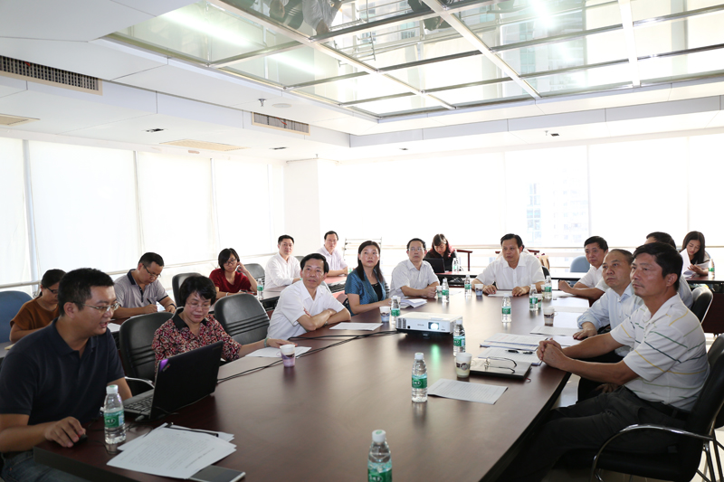 自治区人大常委会到南宁市开展预算法执法检查