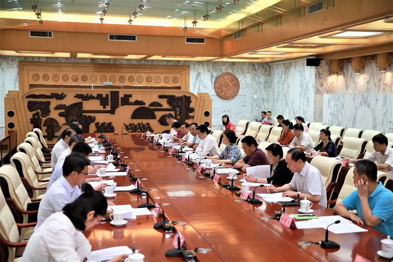 全国人大常委会调研组来桂调研华侨权益保护工作