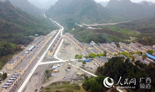 """广西南丹:""""缴纳18000多元住进158平方米房子"""""""