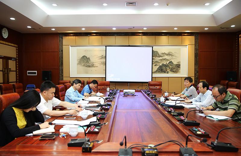 农业与农村委员会召开 第三次全体会议并开展业务学习