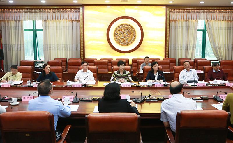 自治区人大常委会就非遗保护工作开展执法检查