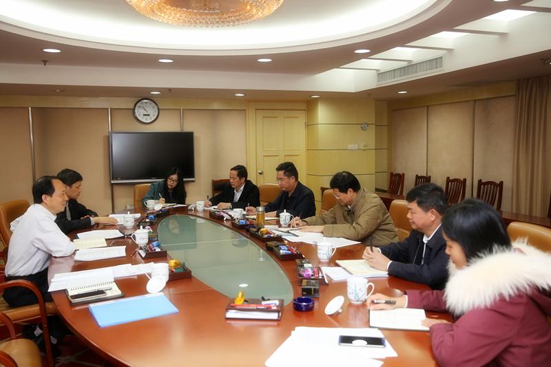 自治区人大农委与百色市人大常委会开展工作座谈