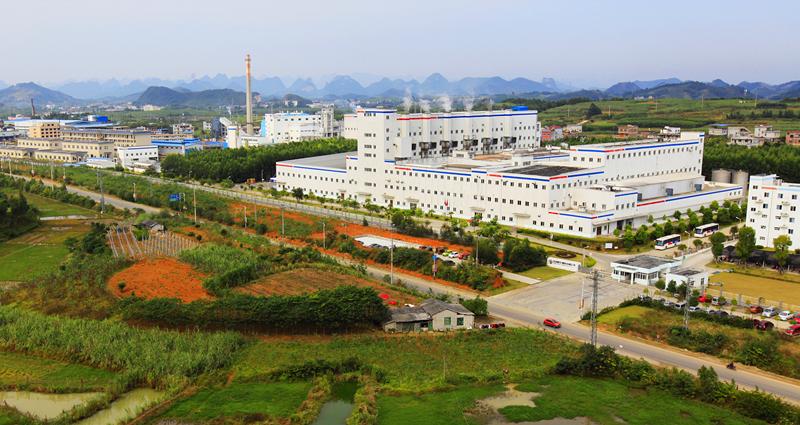 柳城县产业发展剪影