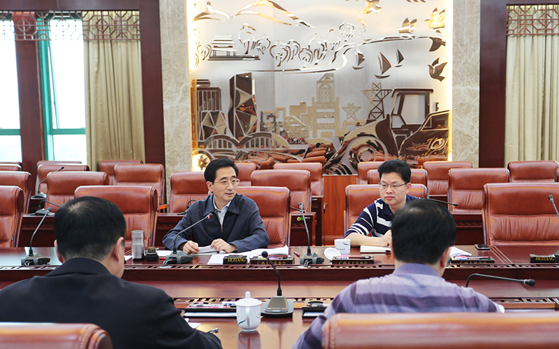 张晓钦对财经委、预算工委2019年工作提出要求
