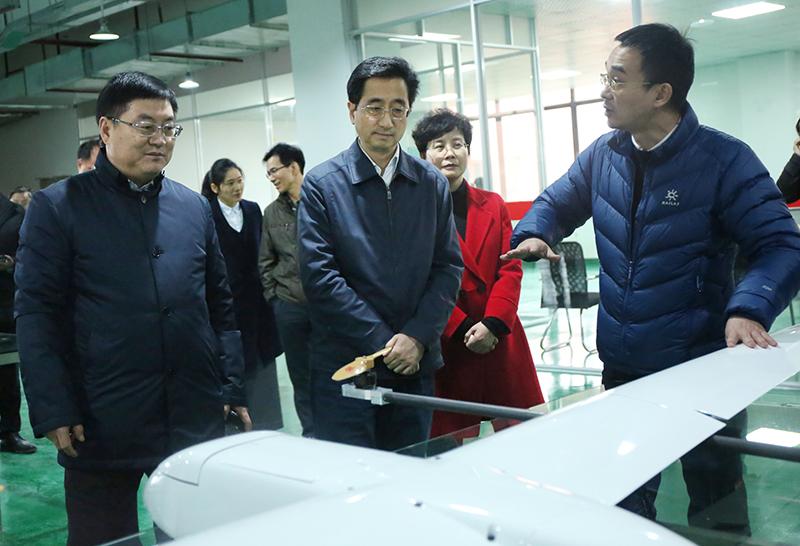 张晓钦到防城港市调研广西海峡两岸产业合作区建设发展情况