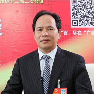 广西平铝集团董事长谢志强接受中新社专访