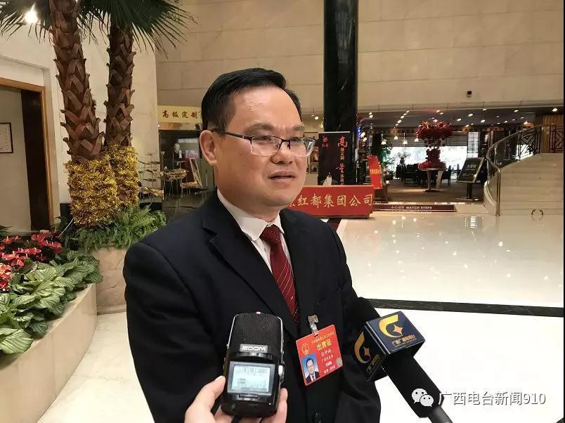 广西全国人大代表积极准备议案建议