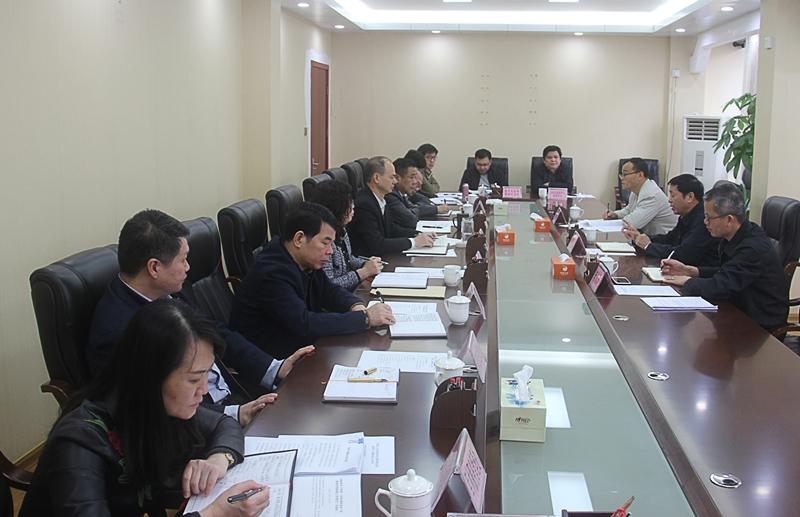 自治区人大社会建设委员会到退役军人事务厅调研