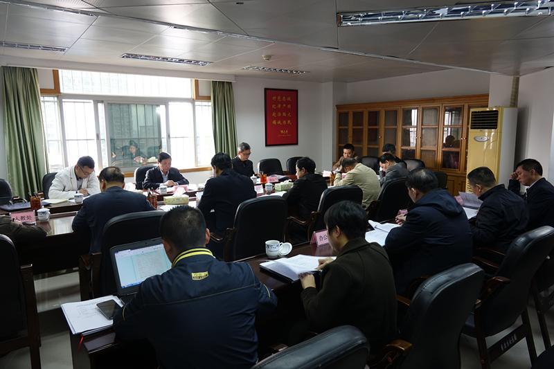 自治区人大社会建设委员会到应急管理厅调研和对接工作