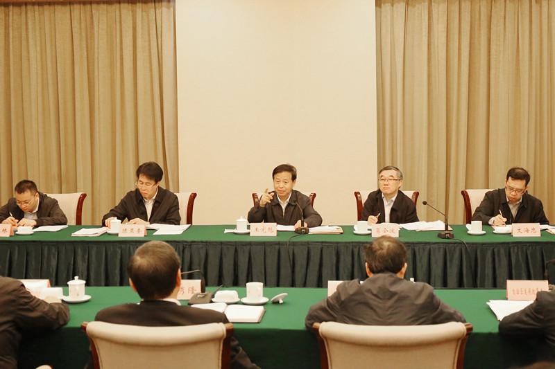 全国人大常委会调研组来桂调研乡村产业发展情况