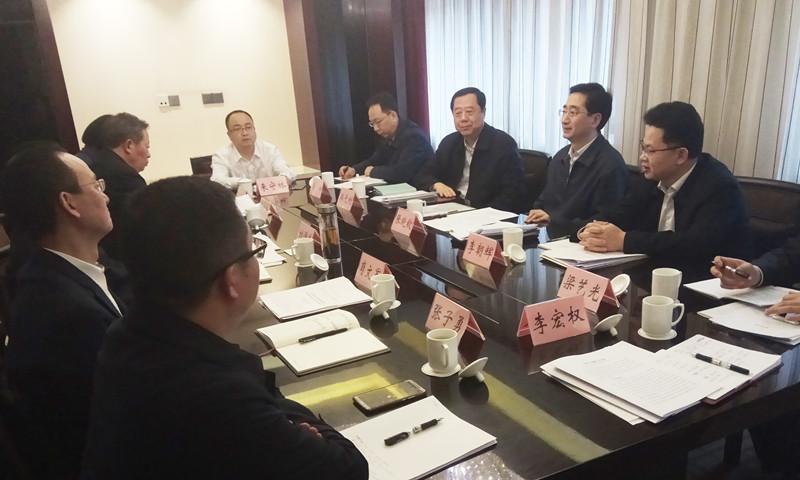 张晓钦赴重庆考察协商加强西部陆海新通道合作事宜