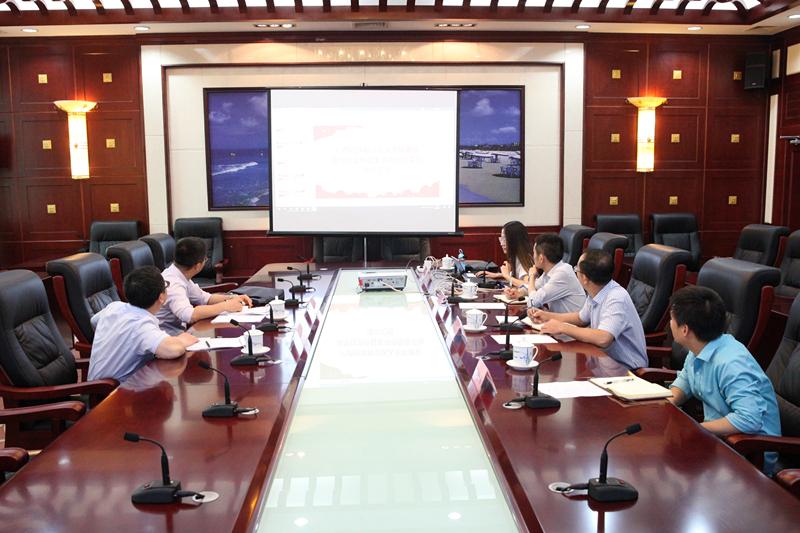 全国人大调研组来桂调研备案审查信息平台建设情况