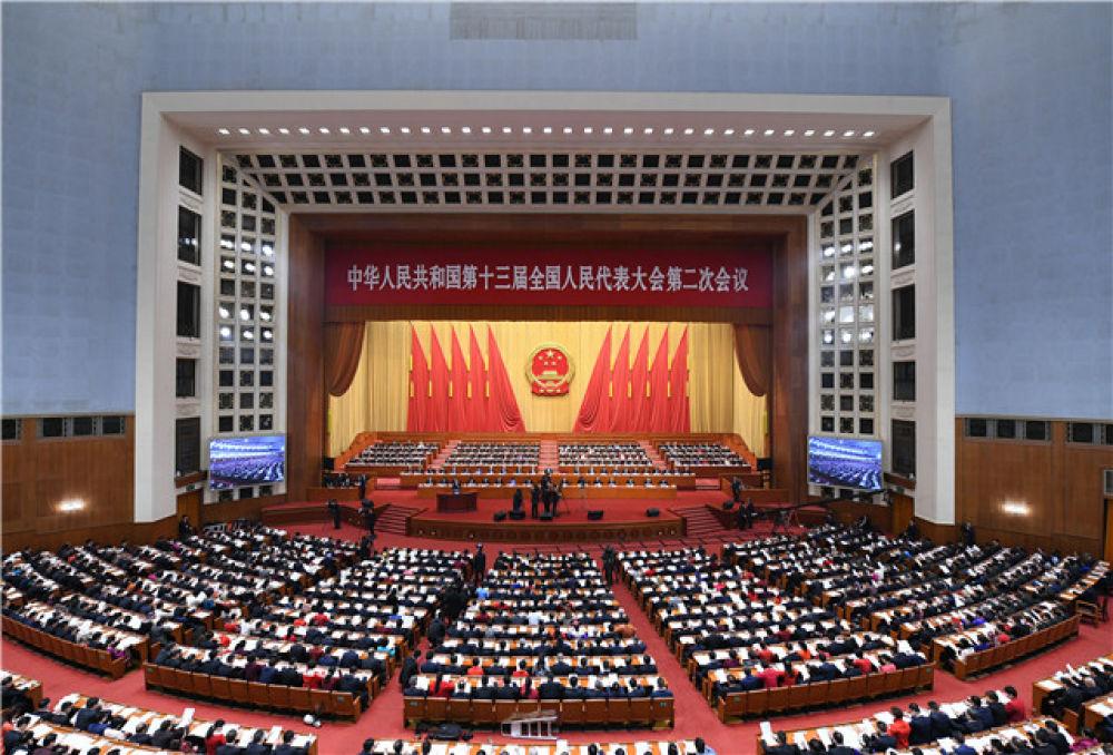 在民主法治的道路上砥砺奋进 ――写在全国人民代表大会成立65周年之际
