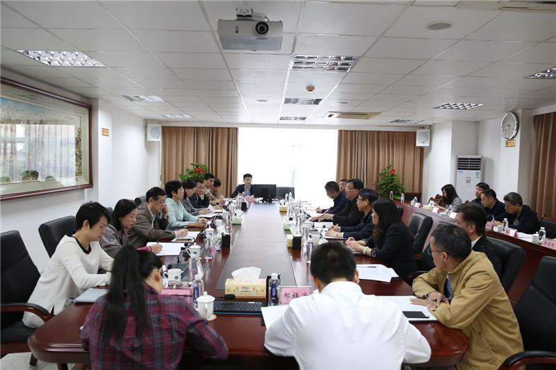 杨静华率队到自治区文化和旅游厅调研