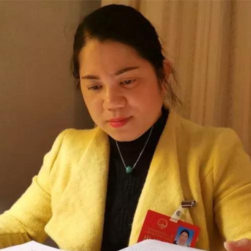 【两会声音日记】自治区人大代表陈广华