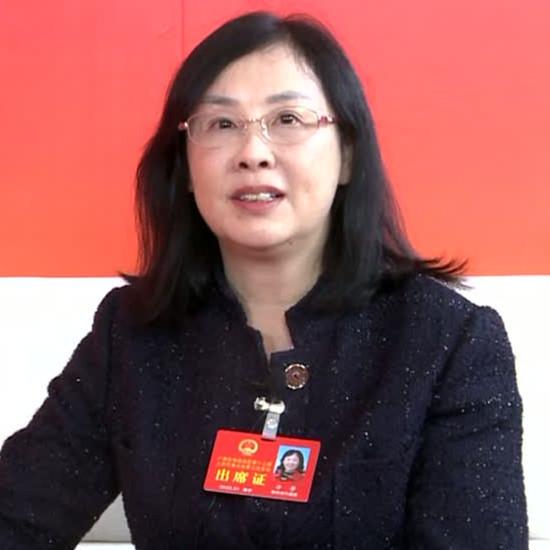 【视频】方芳代表:梧州全面对接粤港澳大湾区 人才储备是关键