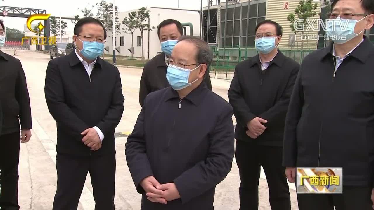 【视频】鹿心社实地检查指导新冠肺炎疫情防控工作和企业复工复产情况