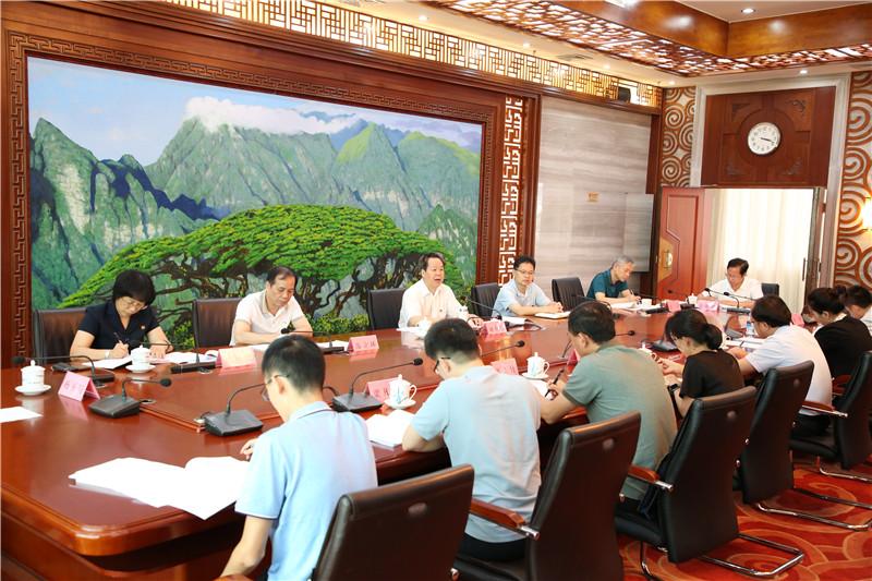 刘有明参加选联工委党支部党史学习教育专题组织生活会并作专题党课辅导